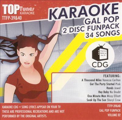 Gal Pop Funpack, Vol. 2
