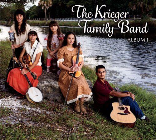 Krieger Family Band: Album 1