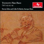 Telemann: Flute Duets TWV 40:141-46