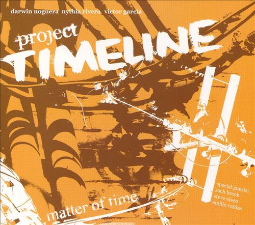 Project Timeline: Matter of Time