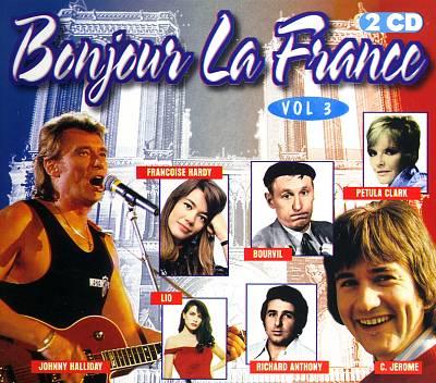 Bonjour la France, Vol. 3