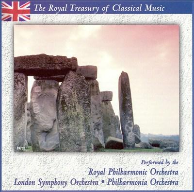 The Royal Treasury of Classical Music, Vol. 1