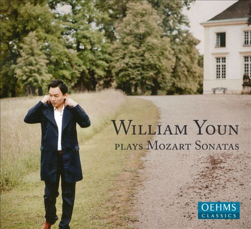 William Youn plays Mozart Sonatas