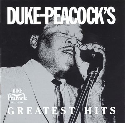 Duke-Peacock's Greatest Hits