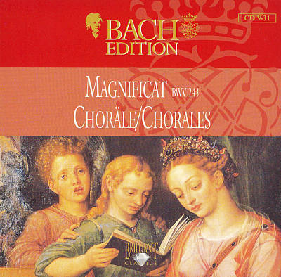 Bach Edition: Magnificat BWV 243; Chorales
