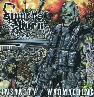 Insanity Warmachine