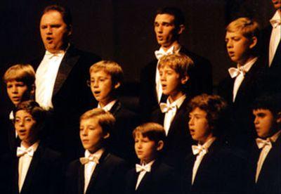 Moscow Boys Choir