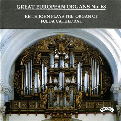 Great European Organs No. 68