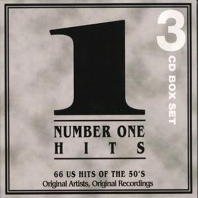 Number One Hits: 66 US Hits of the 50's