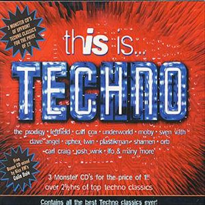This Is Techno [Flute]