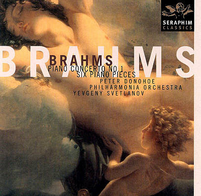 Brahms: Piano Concerto No. 1; Piano Pieces, Op. 118