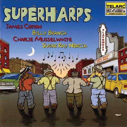 Superharps