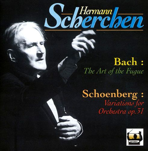 Hermann Scherchen conducts Bach and Schoenberg