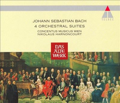 Bach: 4 Orchestral Suites