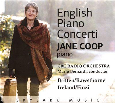 English Piano Concerti