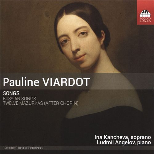 Pauline Viardot: Songs