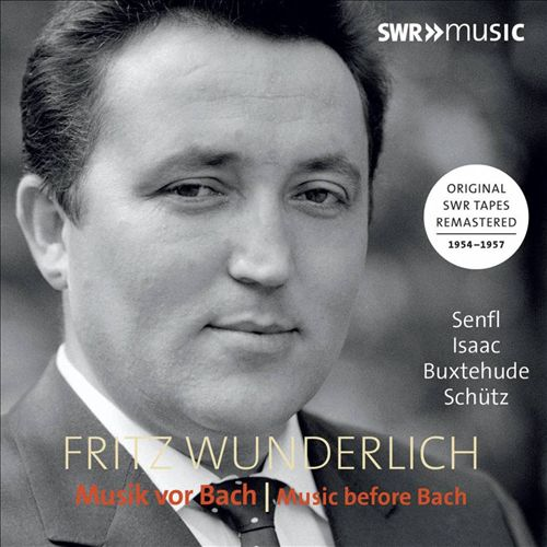 Musik vor Bach (Music before Bach)