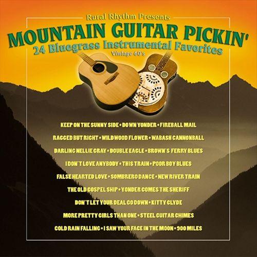 Mountain Guitar Pickin': 24 Bluegrass Instrumental