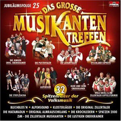 Das Grosse Musikantentreffen, Vol. 25