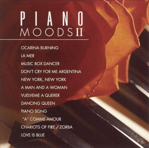 Piano Moods, Vol. 2 [Universal Latino]