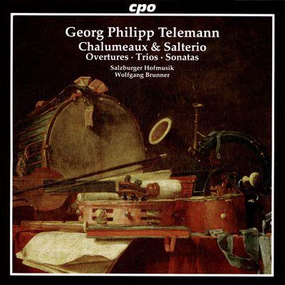 Georg Philipp Telemann: Chalumeaux & Salterio