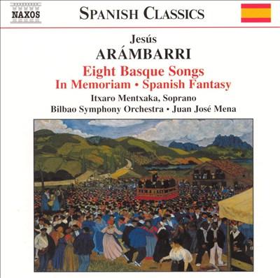 Arámbarri: Eight Basque Songs