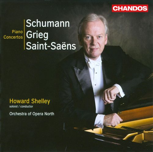 Schumann, Grieg, Saint-Saëns: Piano Concertos