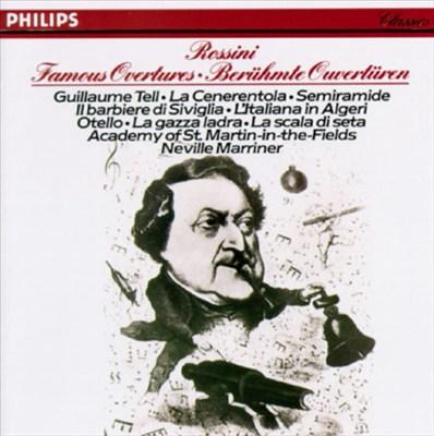 Gioacchino Rossini: Famous Overtures
