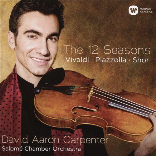 The 12 Seasons: Vivaldi, Piazzolla, Shor