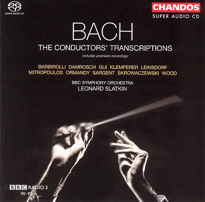 Bach: The Conductors' Transcriptions