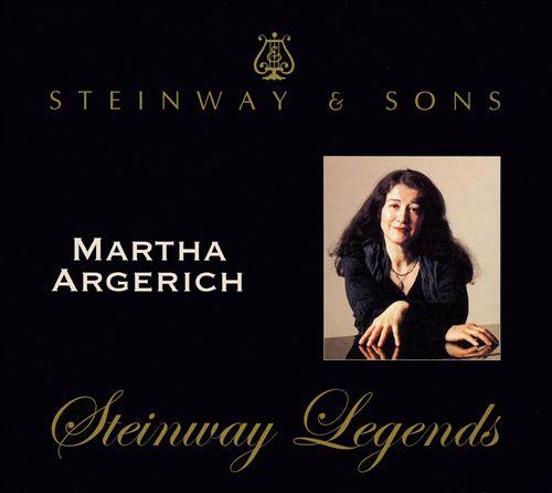 Steinway Legends: Martha Argerich