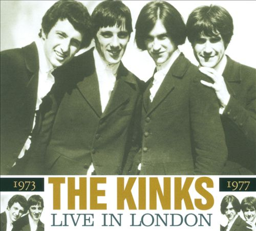 Live in London: 1973-1977