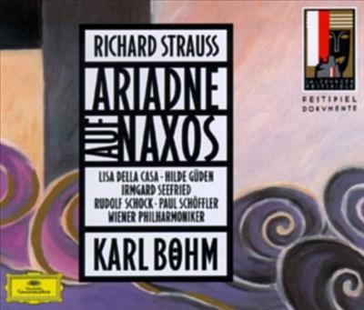 Richard Strauss: Ariadne auf Naxos