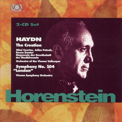 "Haydn: The Creation / ""London"" Symphony"
