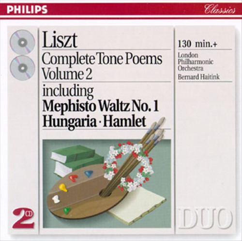 Liszt: Complete Tone Poems, Vol. 2