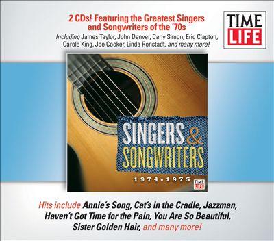 Singers & Songwriters: 1974-1975