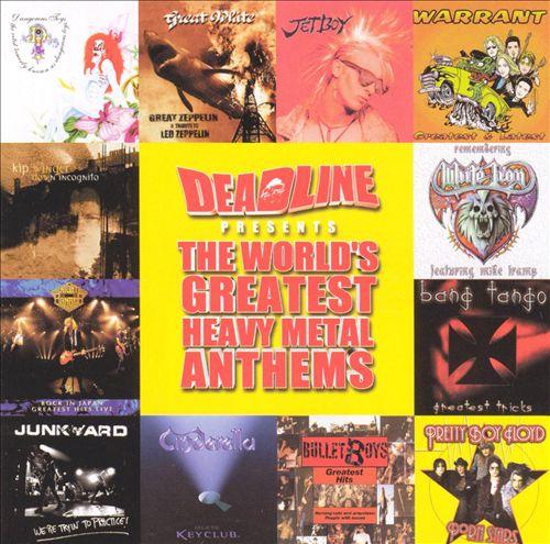 World's Greatest Heavy Metal Anthems [Deadline]