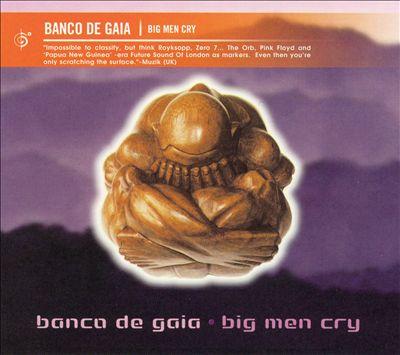 Big Men Cry
