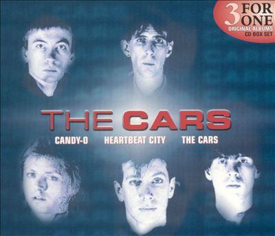 Candy-O/Heartbeat City/The Cars