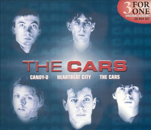 Candy-O/Heartbeat City/The Cars