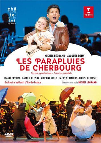 Michael Legrand: Les Parapluies de Cherbourg