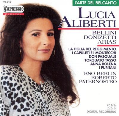 Donizetti & Bellini Arias