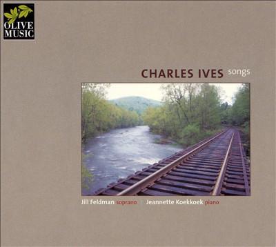 Charles Ives: Songs
