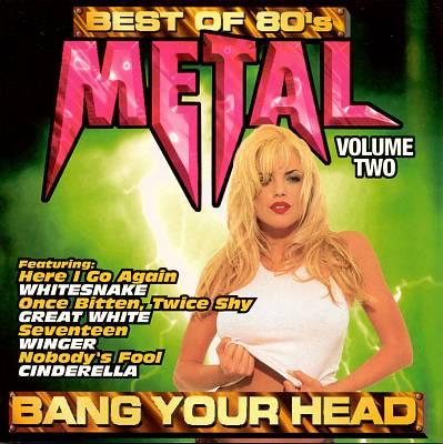 Best of 80's Metal, Vol. 2