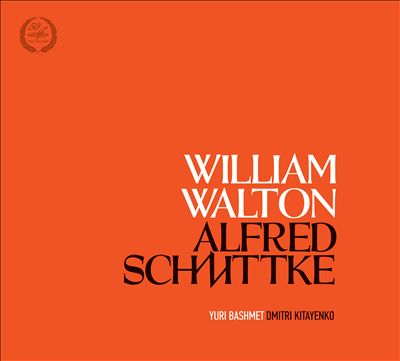 William Walton, Alfred Schnittke
