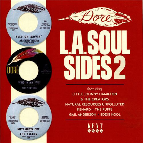 Dore L.A. Soul Sides, Vol. 2