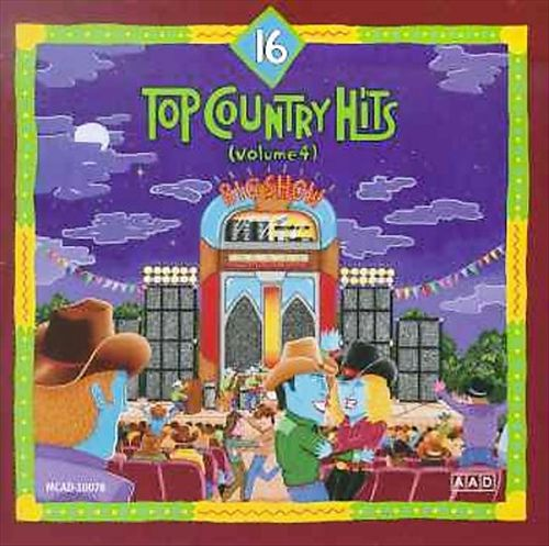 16 Top Country Hits, Vol. 4
