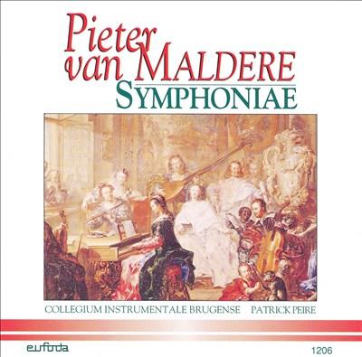 Maldere: Symphony Nos. 23, 18, 38 & 43
