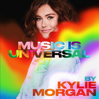 音乐是普遍的:凯莉摩根的骄傲