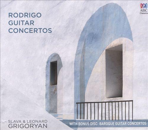 Rodrigo: Guitar Concertos [With Bonus Disc]